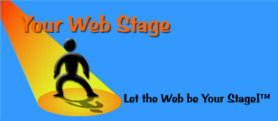 Your Web Stage  Logo